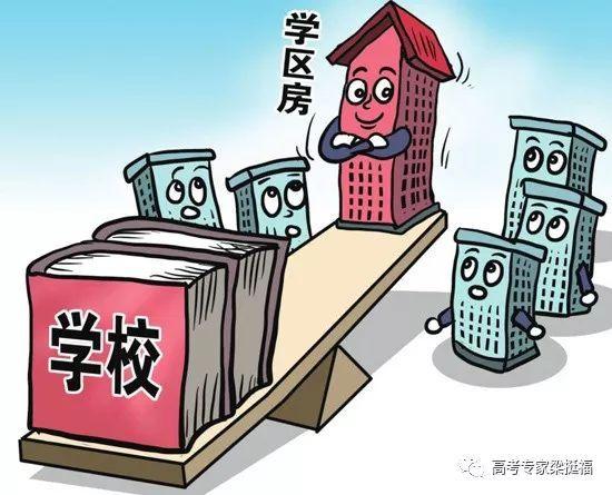 梁挺福:高考志愿填报VS买房子,道理一样一样的