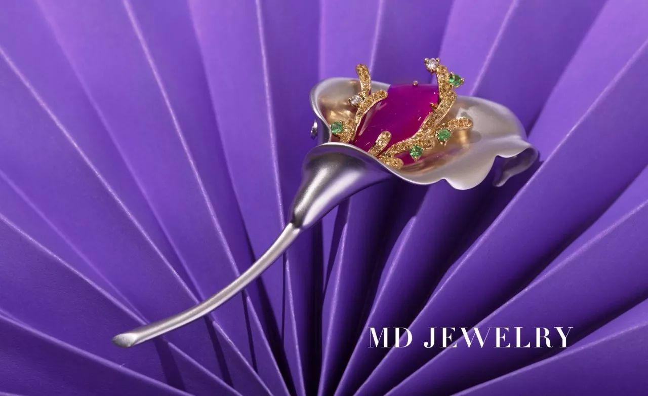 MUDI沐迪 | 每件珠宝为你而生! 让奇思妙想照进现实!