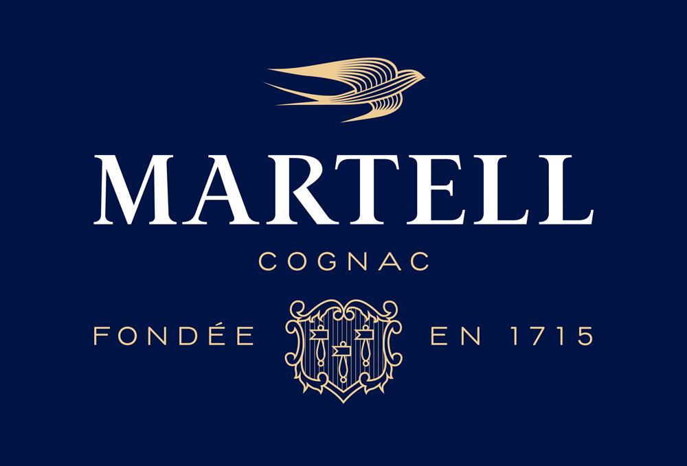 世界知名酒品牌马爹利martell,换新logo和包装啦!