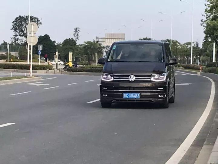 【汽车江湖】 进口大众夏朗T6试驾体验之旅你真的不来看看?