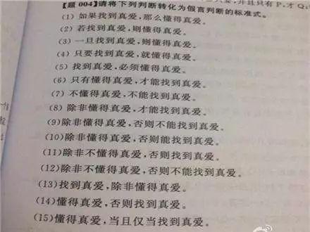 奇葩试题 教育 热图21
