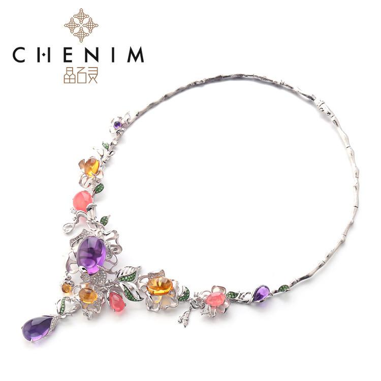珠宝收藏渐入佳境,天然彩色宝石走俏市场——晶石灵彩宝时代已经到