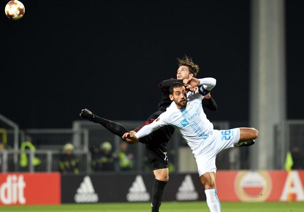 欧联-米兰0-2告负无碍头名出线加图索两场不胜