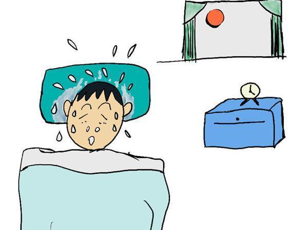 盗汗最简单的治疗_睡觉时给手机充电变胖变丑