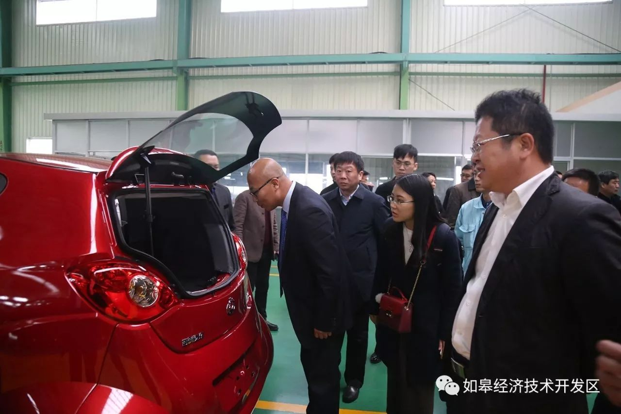 正文  他从产业集聚度,发展前景,影响力等方面介绍了如皋新能源汽车