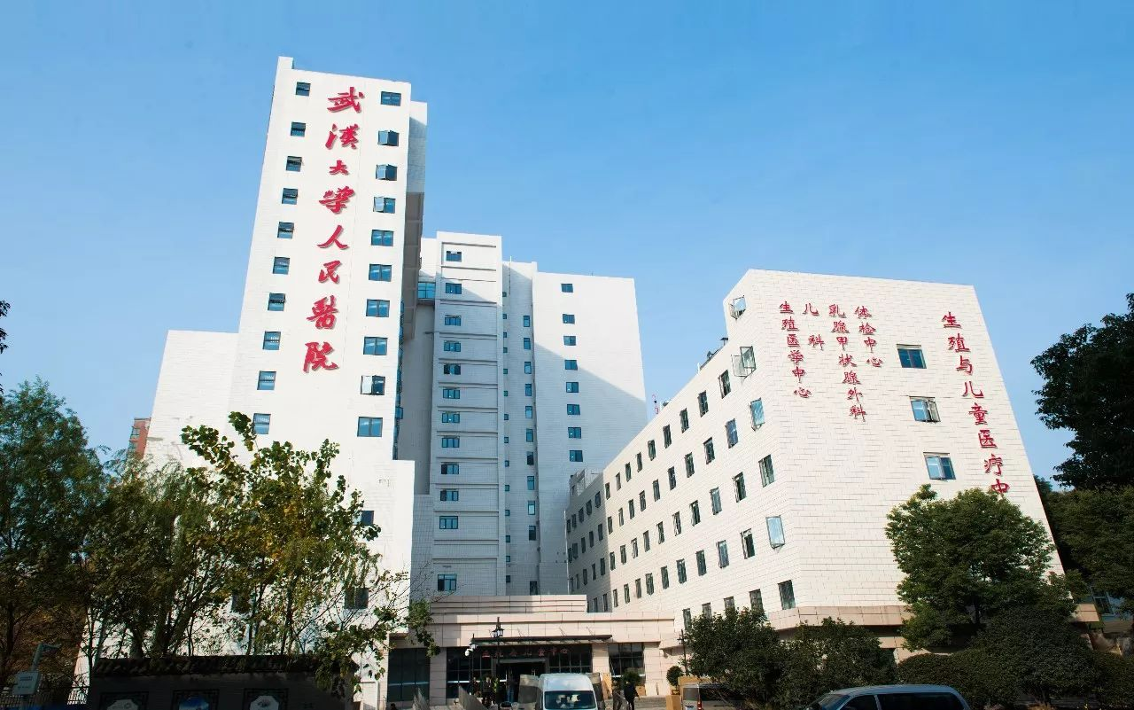 人民医院_刚刚,武汉大学人民医院生殖与儿童医疗中心启用了!