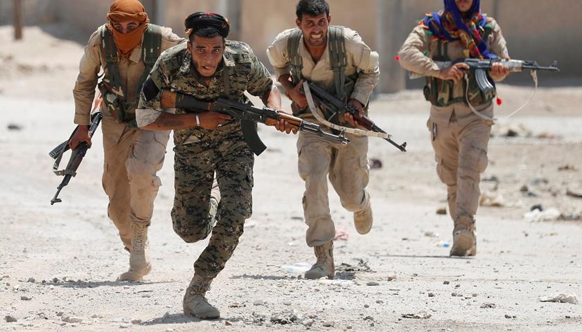 俄罗斯宣布已肃清叙利亚ISIS_美国回应:你们挺有意思