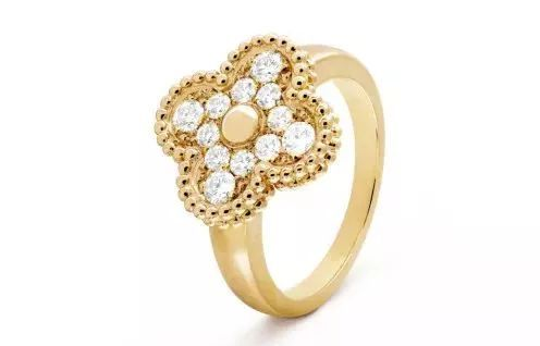 五大珠宝品牌经典款 哪款最对你的胃?