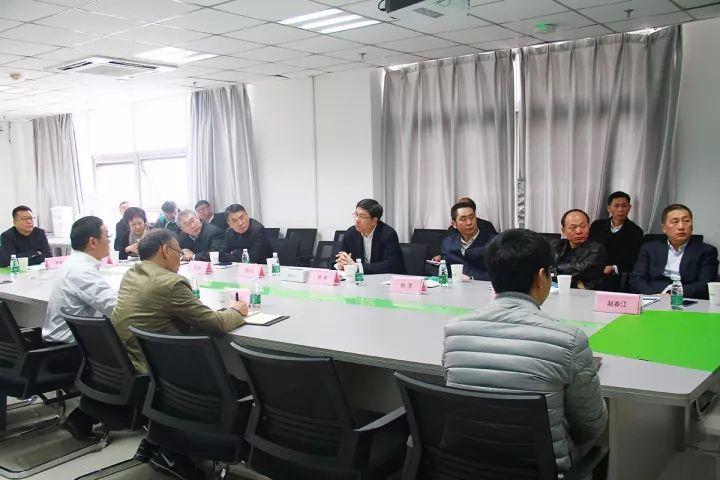 精彩:抚顺市委副书记、市长杨维一行莅临云创考察调研