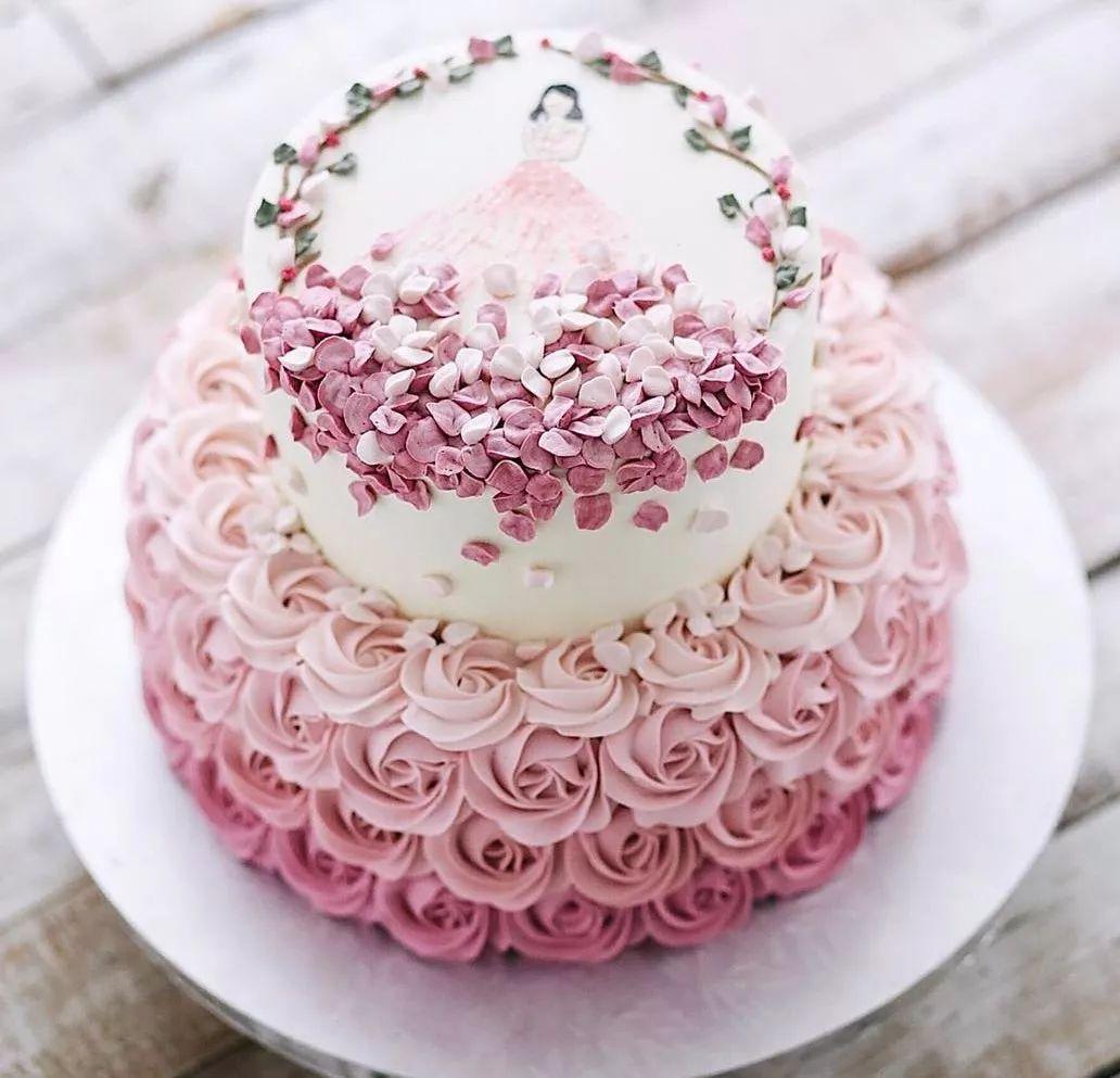 幼儿园粉笔蛋糕