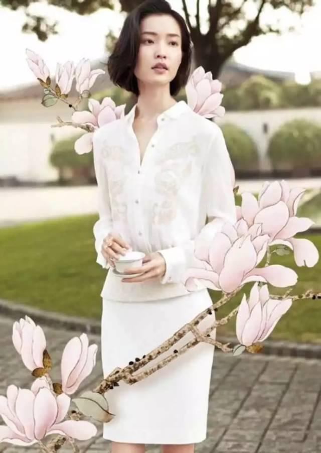 时尚 正文  国际顶级模特经纪公司img在06年签约杜鹃 从此她在国际t台