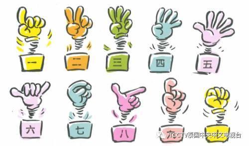 数字在古代还有五行的含意,十二个数字分为五种不同类型的物质,用以图片