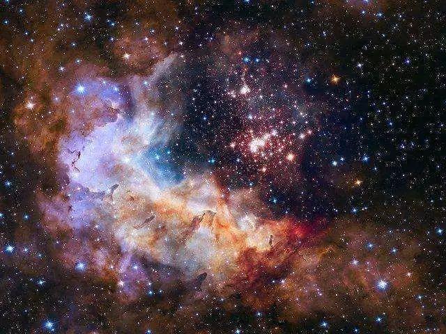 科技之光宇宙的尺度_在宇宙尺度下, 为何光速如此之慢?_搜狐科技_搜狐网