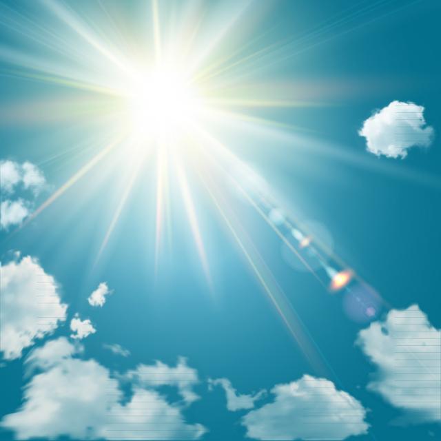 太阳还在天空的经典说说_关于太阳的说说