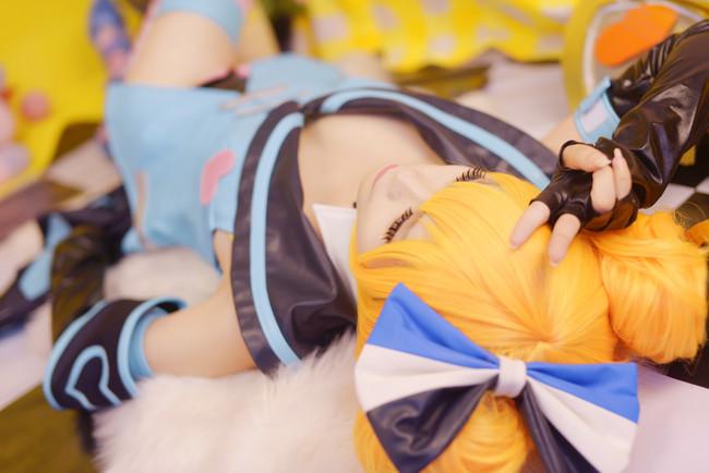 可爱大小姐 孙尚香 水果甜心 王者荣耀 cosplay