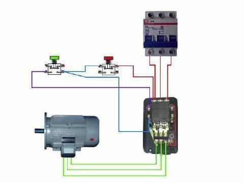 电工必备知识 常用公式单双控开关 电表 断路器接触器接线图