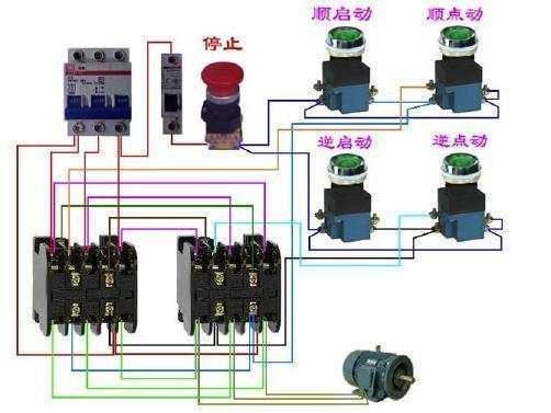 灯三控接线图 双控灯 三联开关接线图 三个位置控制一个灯,需要两只