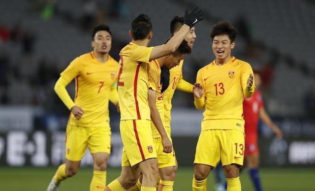 东方亚杯:U23小将国度队首秀即破开门 国趾半场遭韩国叛逆转