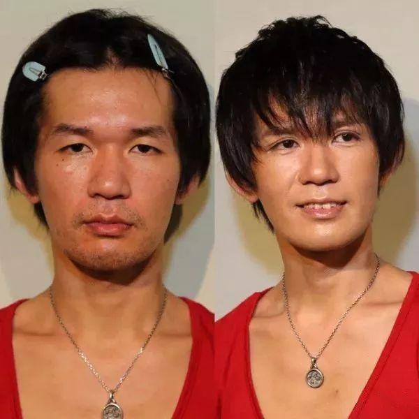 亚洲四大邪术_亚洲四大邪术--日本化妆术(堪称整容级别)