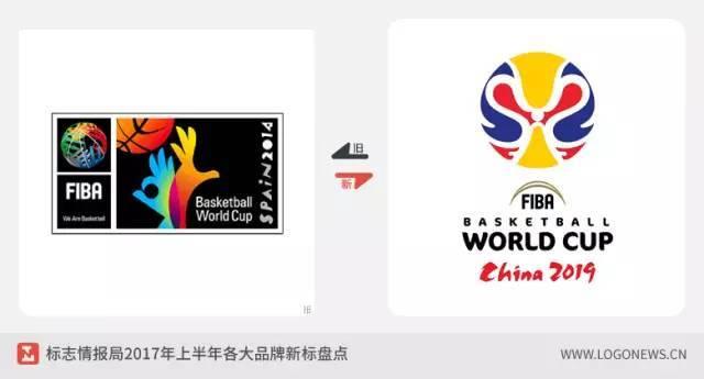 2019年中国男篮世界杯 全新: 2017年金砖国家峰会 2017上半年logo