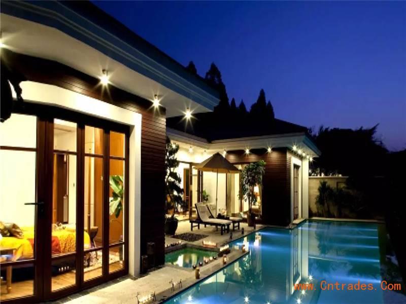 富力惠林温泉别墅,95㎡-125㎡温泉高尔夫联排别墅,总价188万起!