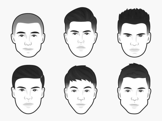 6大脸型最适合发型盘点