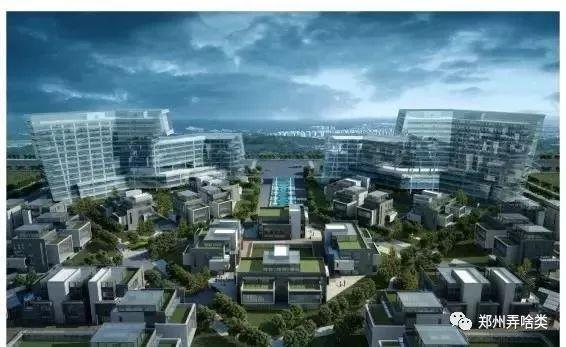 郑州高新区的GDP