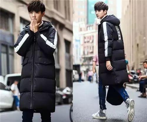 冬季时尚男装搭配为你的形象加分!