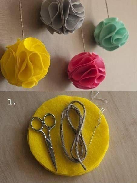 【环创】适合幼儿园元旦用的手工吊饰环创制作,美到不