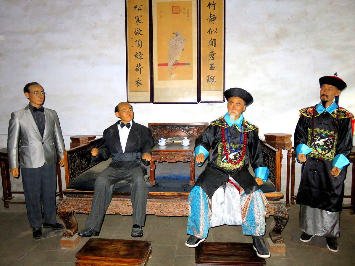 国内唯一的清代省衙,182年送走59位总督