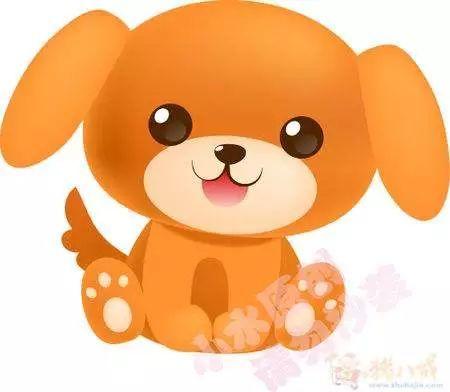 何媛媛 指导教师:刘莉萍 我家的小狗豆迪是一只非常聪明的小动物.图片