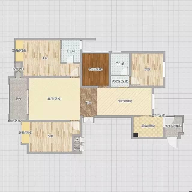 浪漫欧式新房,空间的最纯粹释放!