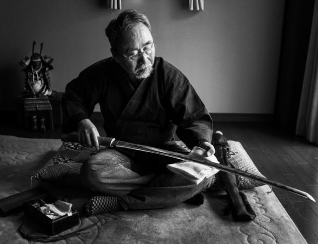 日本武士刀_售价300万欧元的日本武士刀,在日本连小孩都在研习