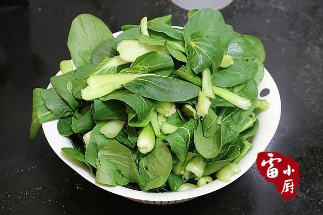 上海青怎么做好吃?小白菜怎么做?