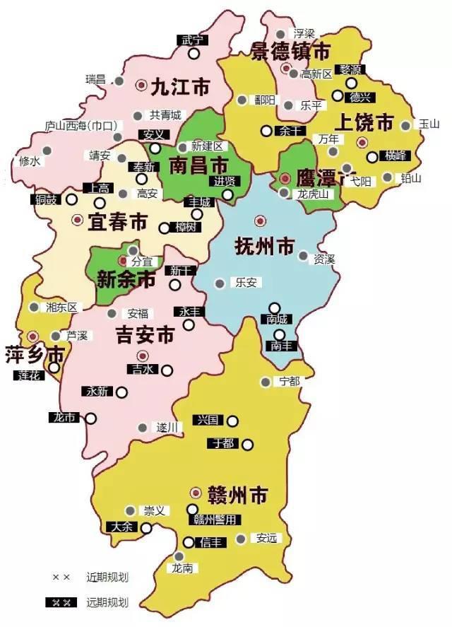 昭阳区靖安新区规划图