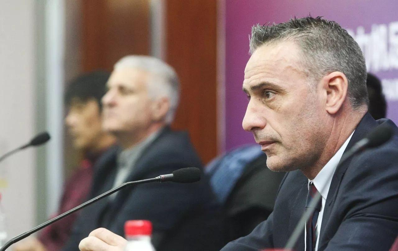 葡萄牙籍教练保罗・本托入主重庆当代力帆