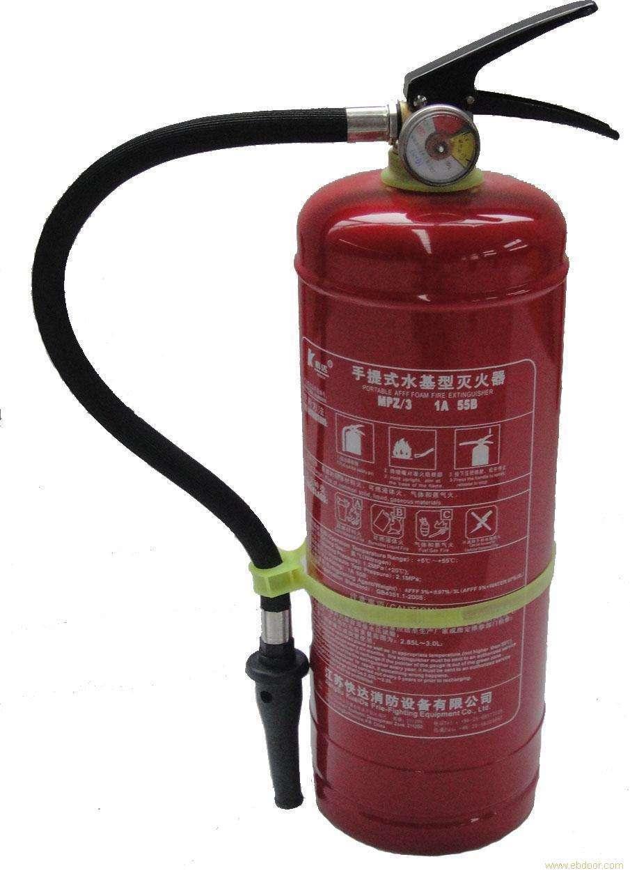 消防高手说事,5大类火灾的划分与灭火器选择