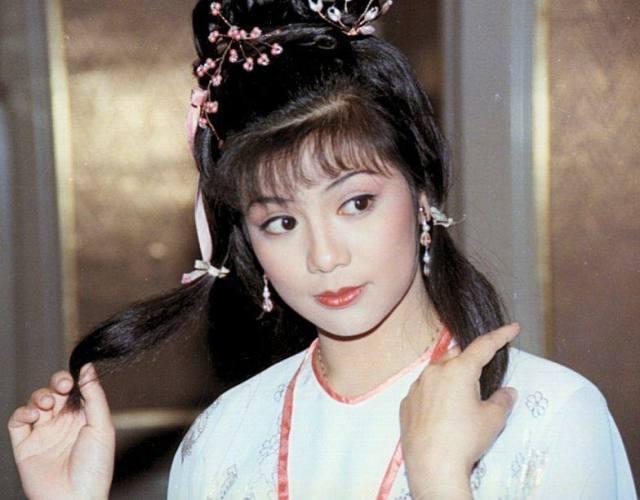 黄蓉淫荡片_她是tvb台柱最符合黄蓉扮相的演员 也是成龙旧情人