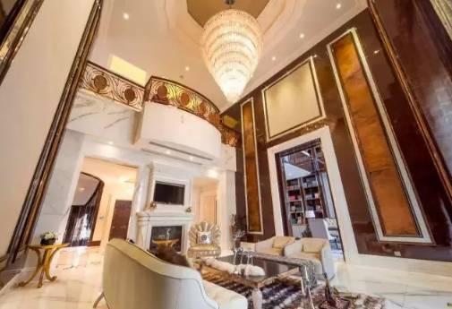 上海超级豪宅   全石材外立面,纯手工雕琢打磨石材图片