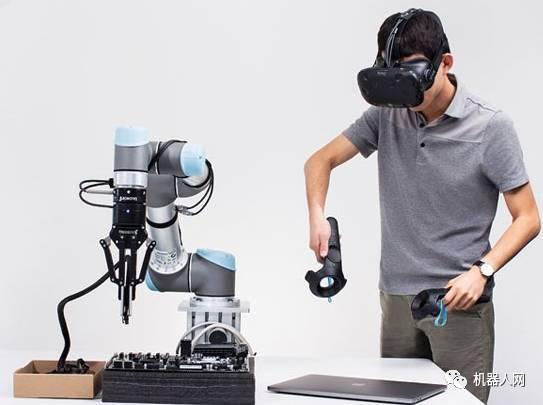 低成本VR或将引发的工业机器人革命