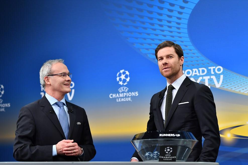 环球媒体:感谢龙哥拜仁好签皇马巴黎巅峰对决