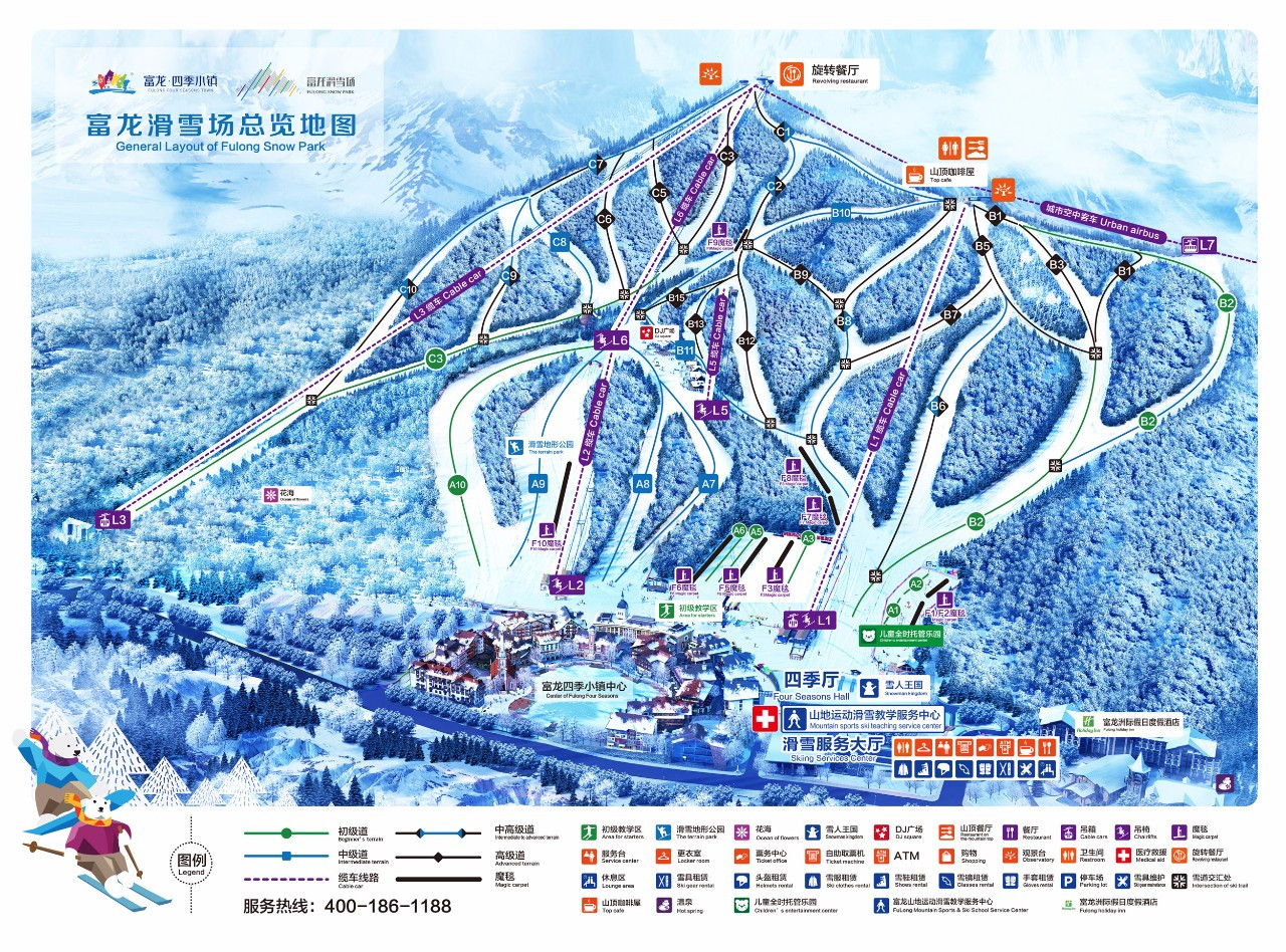 富龙滑雪场×psa   单板大神独家授课,教你如何玩转刻滑与双旗门比赛