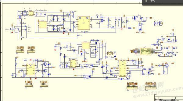 【原创 diy】应用 ncp1252 制作 540w 双管正激,实际只做到 400w 输出