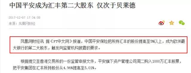 中国平安从今年年初至今,涨幅已高达108%