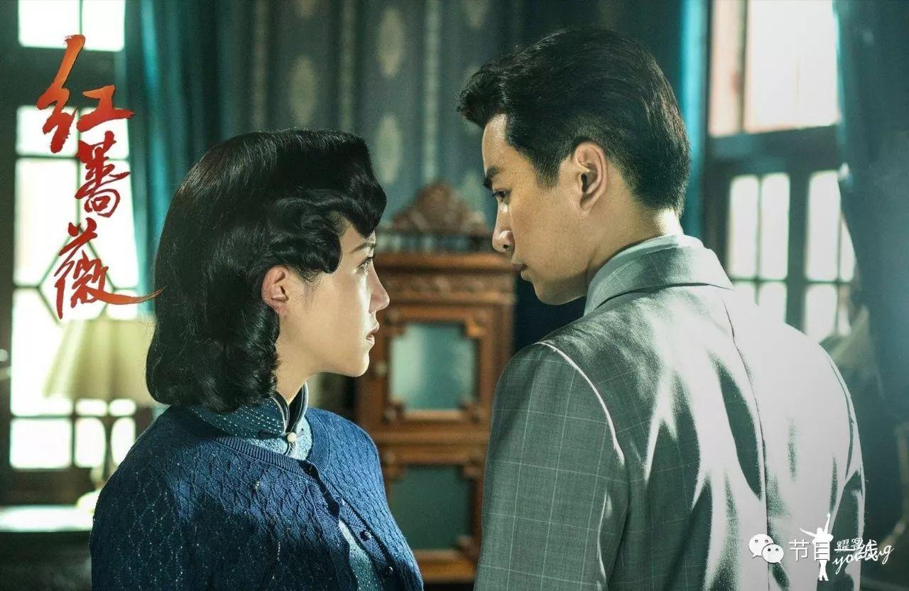 除了《红观众》之外,另一部谍战剧《连环套》也见面在本月跟蔷薇有望谍战剧有名的男演员图片