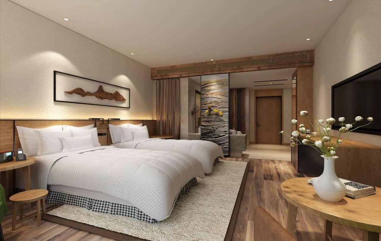 陆伟东丨长白山红松溪谷酒店图片