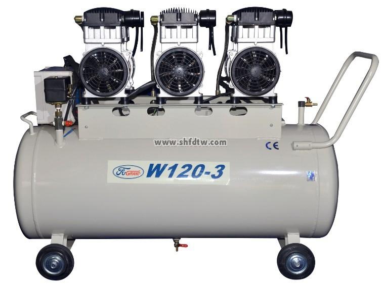 无油空气压缩机图片