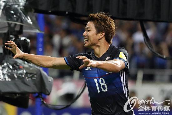 日本代表 井手口 サッカー