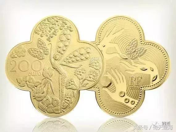 钱币老司机带你见识一下,这些奇形怪状的纪念币