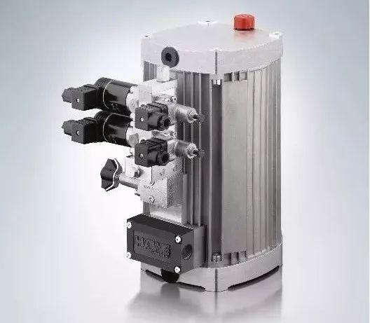 pdm型比例调压阀是以电比例控制的活塞结构先导阀.图片